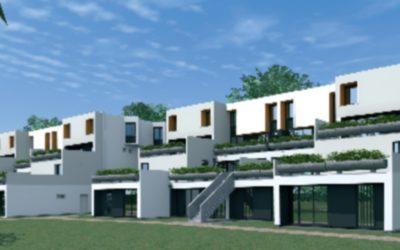 Réhabilitation de 218 logements Les Jardins du Launay