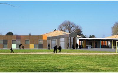 Extension de l'accueil et de la restauration scolaire école maternelle et élémentaire