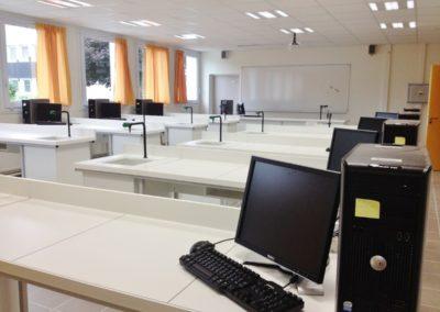 Restructuration du bâtiment scientifique du lycée Mendès France