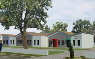 Construction d'une Maison de Santé pluridisciplinaire