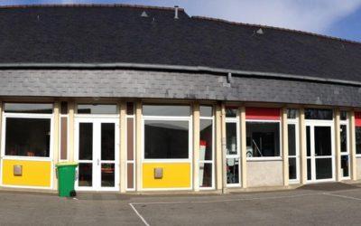 Restructuration de l'Ecole d'Aigné