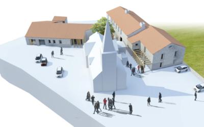 Aménagement du Site de la Cure et construction de logements