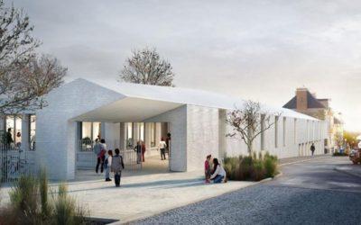 Construction d'un pôle enfance et rénovation de l'école La Marelle
