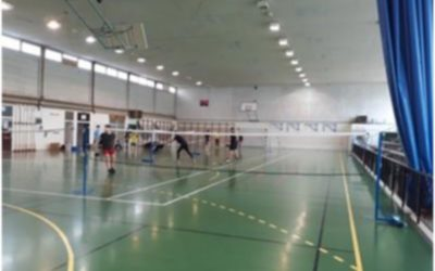 Réhabilitation de la Salle de sport