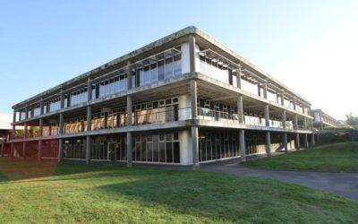 Restructuration du bâtiment B de l'Ecole Centrale de Nantes