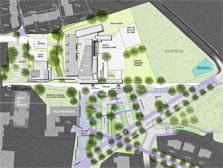 Aménagement d'espaces publics