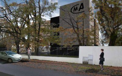 Construction du siège de la CMA des Pays de la Loire