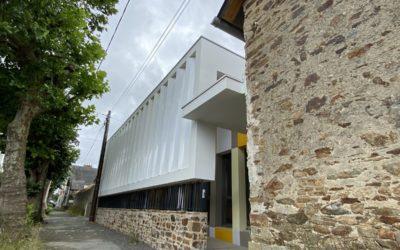 Restructuration de l'école maternelle Jean Rostand et son pôle restauration