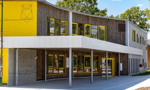 Ecole Sainte-Anne sur Brivet